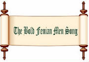 The Bold Fenian Men Song
