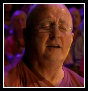Christy Moore On Guitar