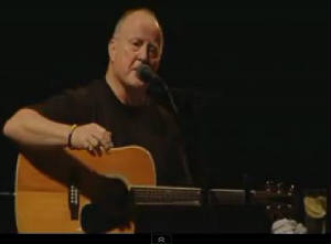 Christy Moore Plays Ordinary Man