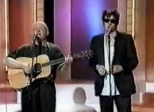 Christy Moore And Shane MacGowan