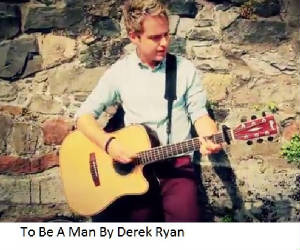 Derek Ryan On Guitar