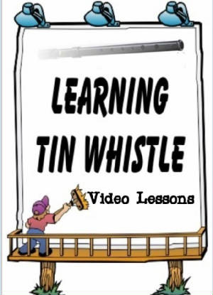 Learning Tin Whistle Online