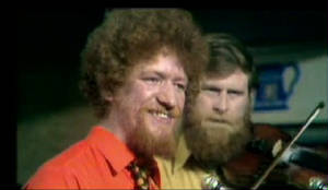 Luke Kelly Singing Black Velvet Band