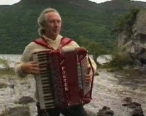 Mick Foster Accordion Player