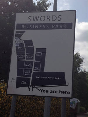 swords business park