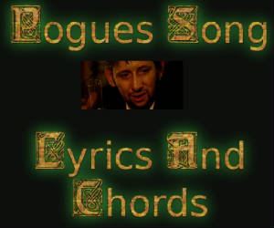 The Pogues Lyrics [ Thousands Are Sailing]