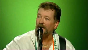 Tommy Byrne Wolfe Tones Guitar Player