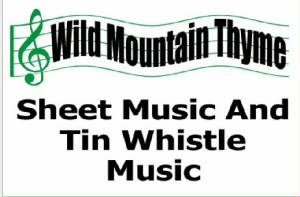Wild Mountain Thyme Sheet Music