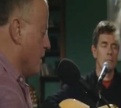 Johnny Duhan And Christy Moore