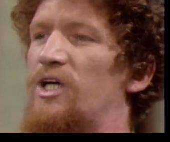 Luke Kelly Singing