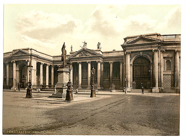Bank Of Ireland College Green Dublin